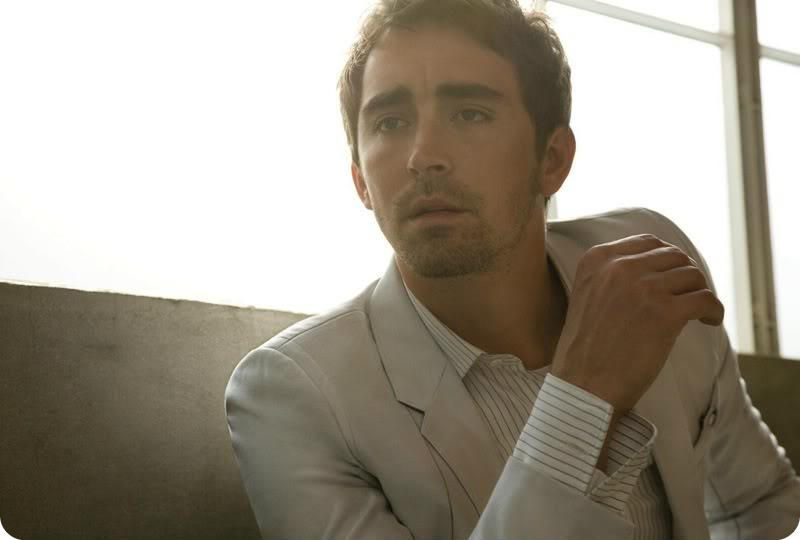 lee pace vk
