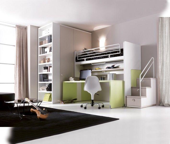 Madie Moderne Doimo.Camerette A Castelli Composizione 305 Doimo Cityline