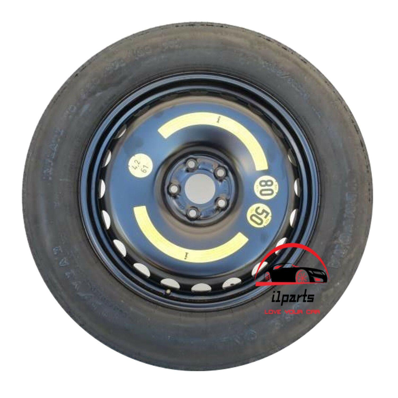 Mercedes Sl55 Sl550 Sl600 2007 18 Factory Original Wheel Rim Spare Wheel Rims Steel Rims Wheel