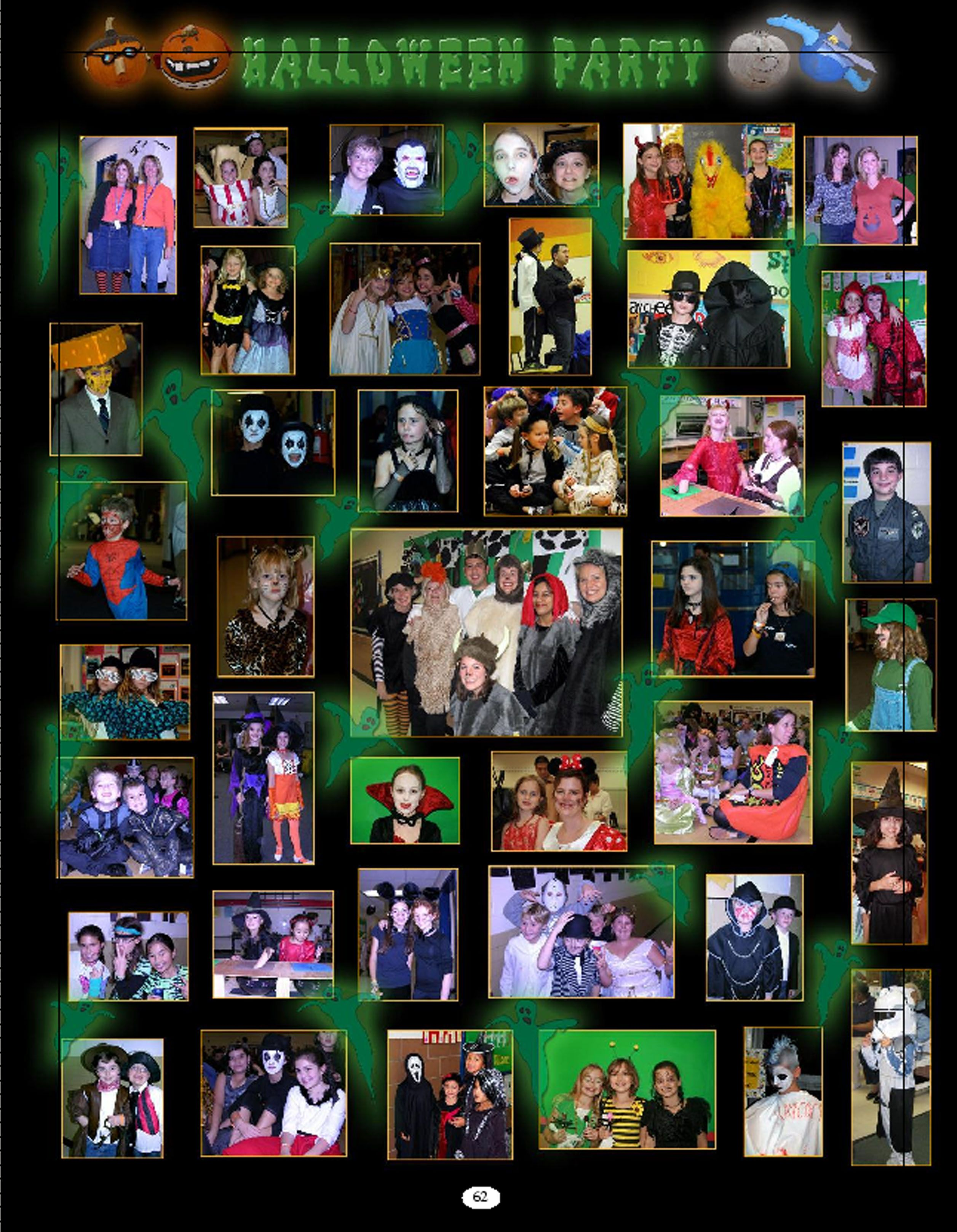 Idea for yearbook collages | yearbook ideas | Pinterest | Anuarios