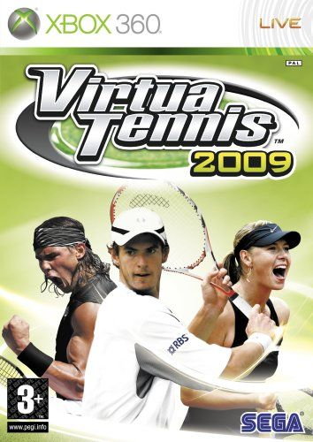 Virtua Tennis 2009 Xbox 360 To View Further For This Item Visit The Image Link Note It Is Affiliate Link To Amazon Sports Video Game Xbox New Video Games
