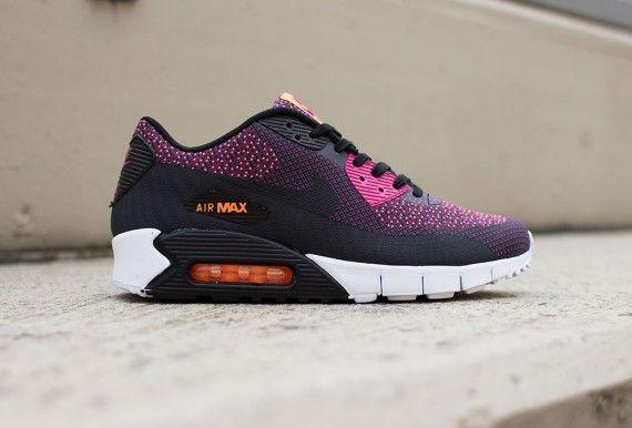Nike  Air Max 90 JCRD Black/Magenta