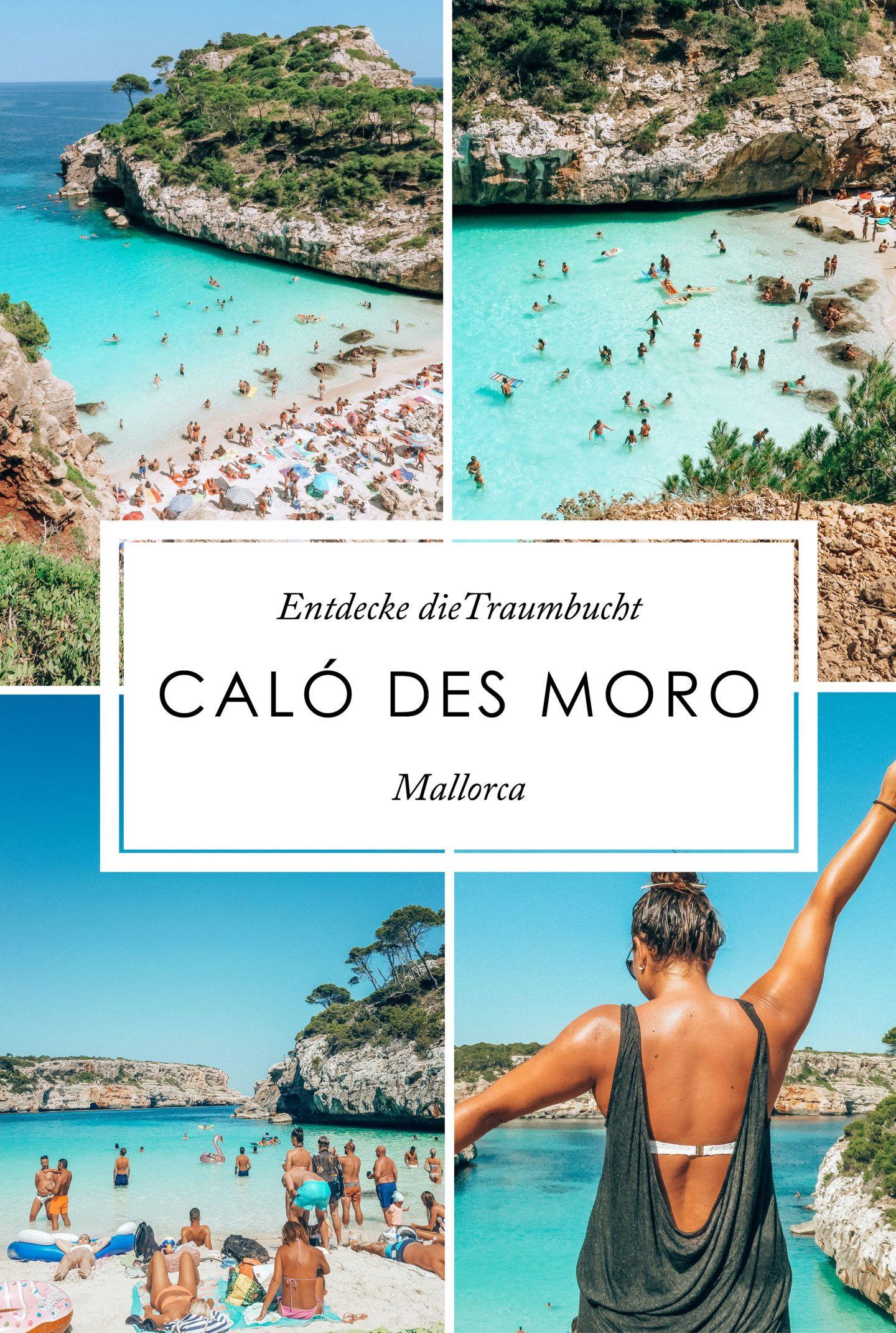 Mallorcas Schonste Strande Die Traumbucht Calo Des Moro Strande