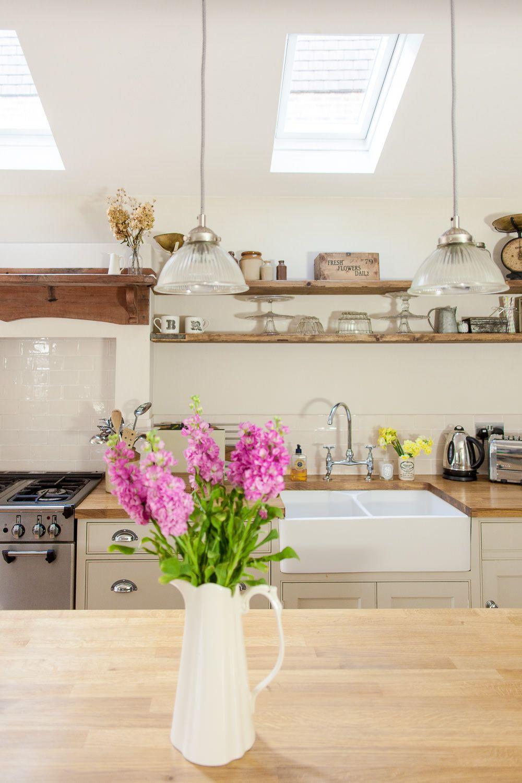 Rebecca\'s Victorian Home Tour | Küche, Wohnideen und Einrichtung