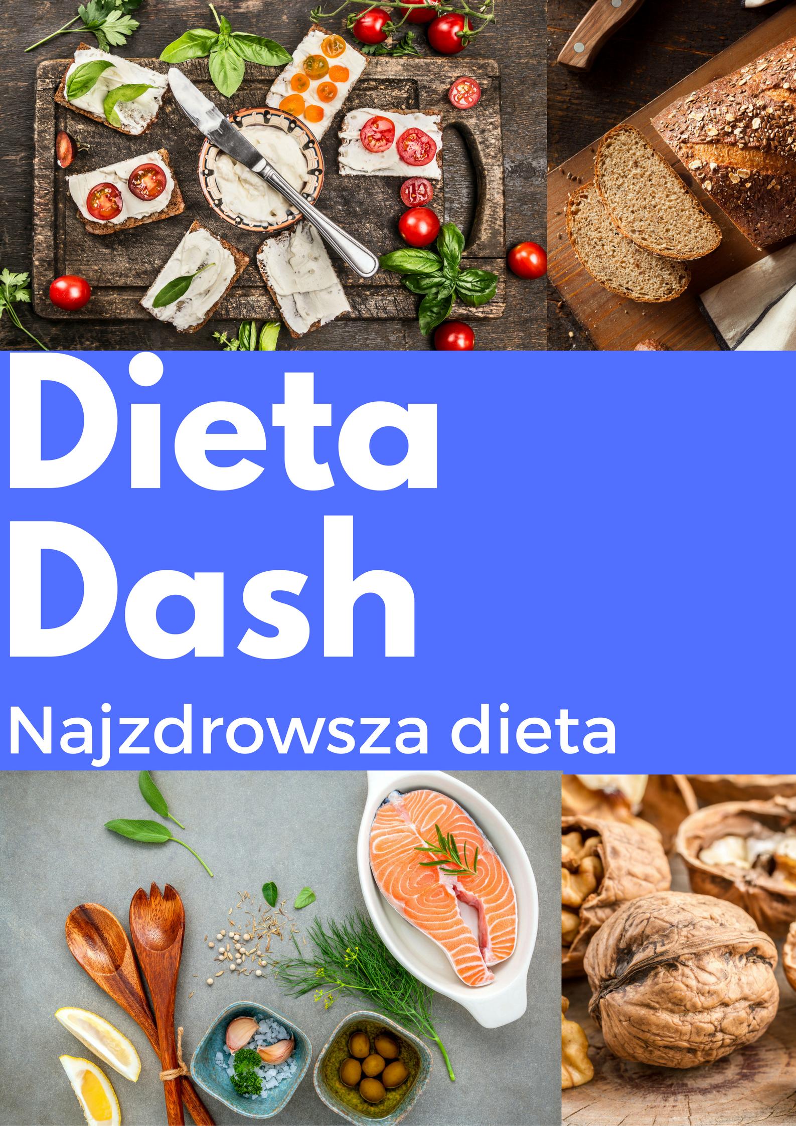 Najzdrowsza dieta świata - dieta DASH - Dieta, Diety..