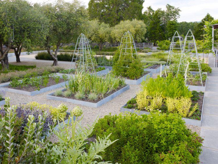 Medlock Ames Nelson Byrd Woltz Urban Garden Garden Planning