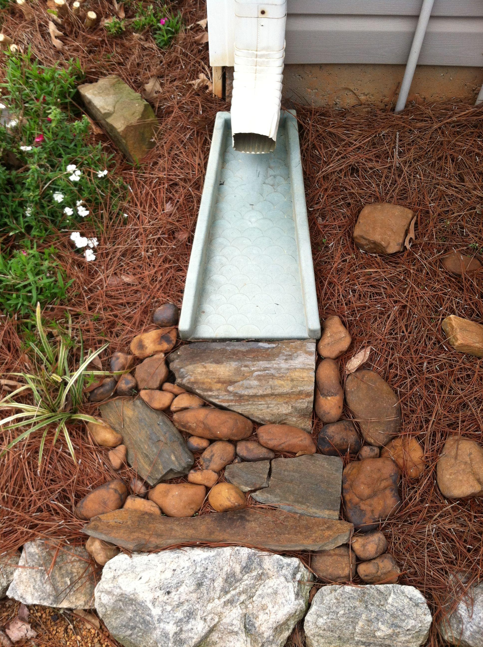 Runoff rocks | #FortMill #SouthCarolina #Stormwater #Flooding ...