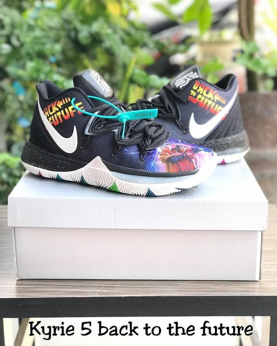 Get Your Free Nba Jersey Gift Nike Kyrie 5 Nike Kyrie 5 Grade