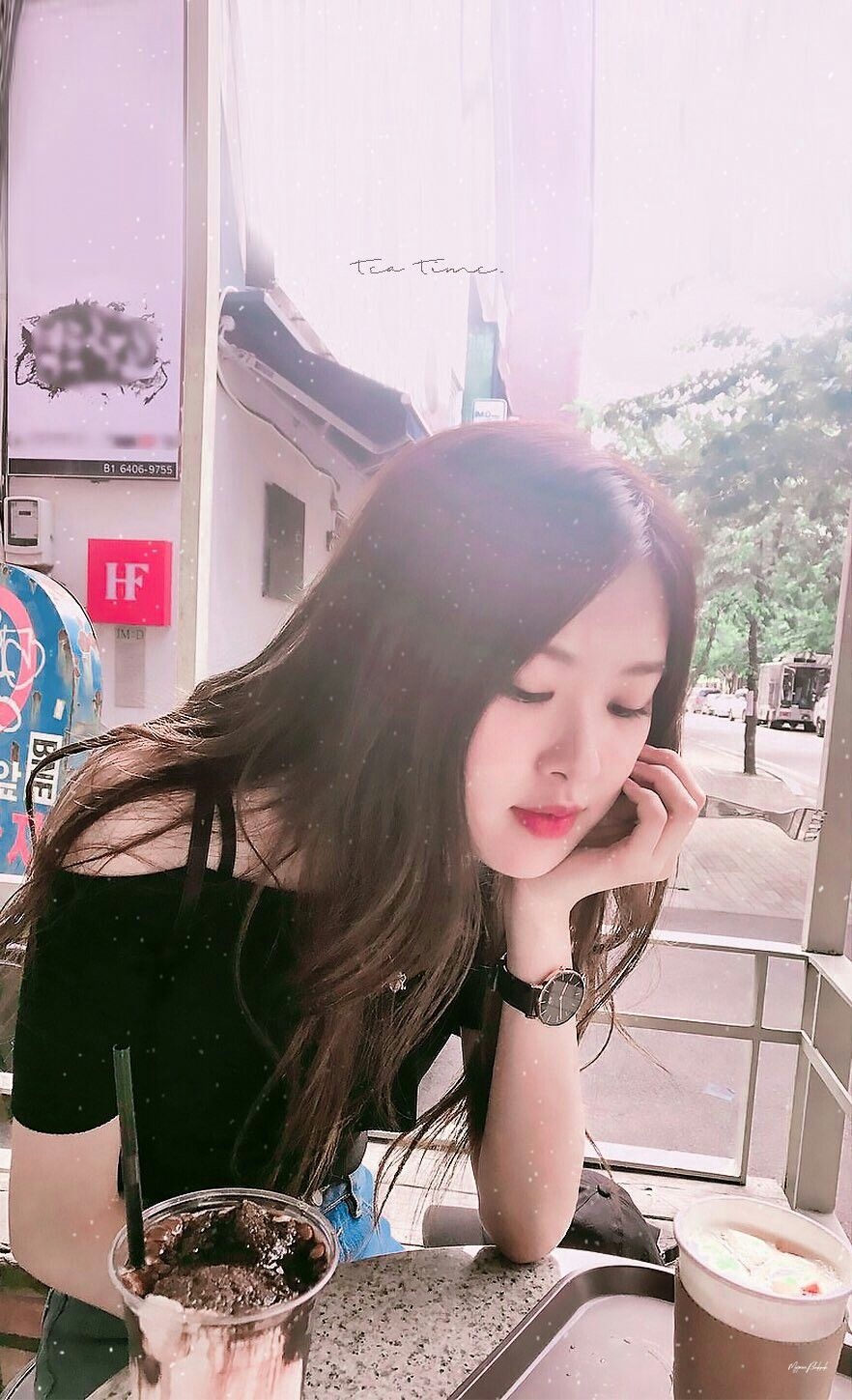 chaeyoung | ωαℓℓραρєrs | pinterest | blackpink, kpop and rose