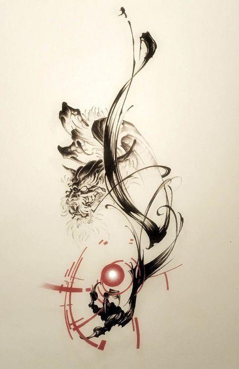 Pin By Steff Mallet On New Tattoo Dragon Tattoo Designs Tattoo