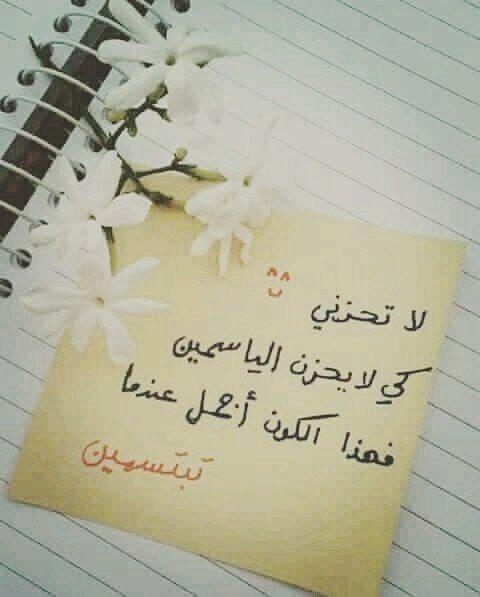 لا تحزني Love Quotes Wallpaper Flower Quotes Arabic Quotes