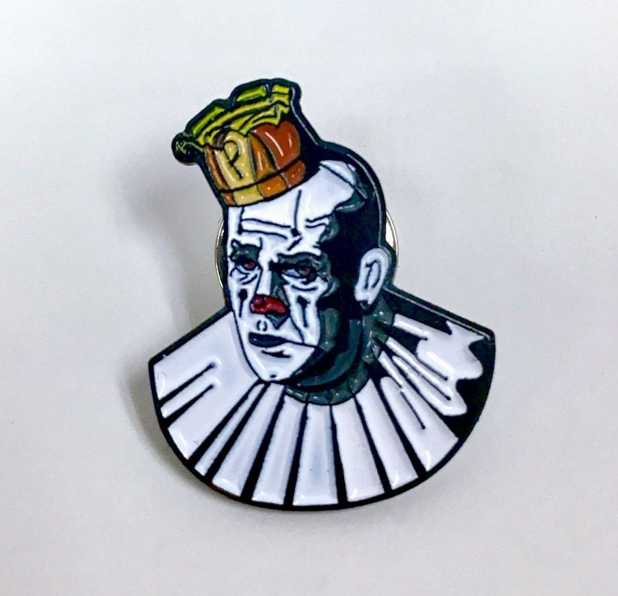 Puddles Pity Party Lapel Pin