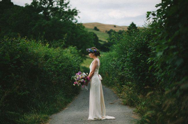 Romantic UK Lake District Garden Wedding: Chloe + Stuart | Green Wedding Shoes Wedding Blog | Wedding Trends for Stylish + Creative Brides