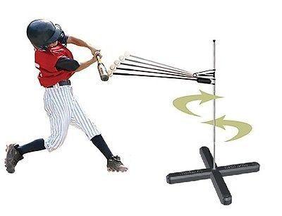 Youth Baseball Swing Trainer Batter Up Practice Machine Aid Hitting Tool Bu99x Baseball Swing Swing Trainer Softball Training