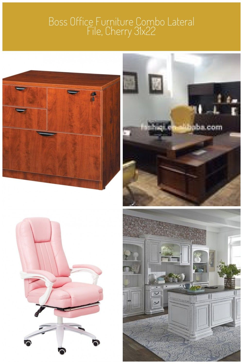 Office Furniture Combo Lateral File