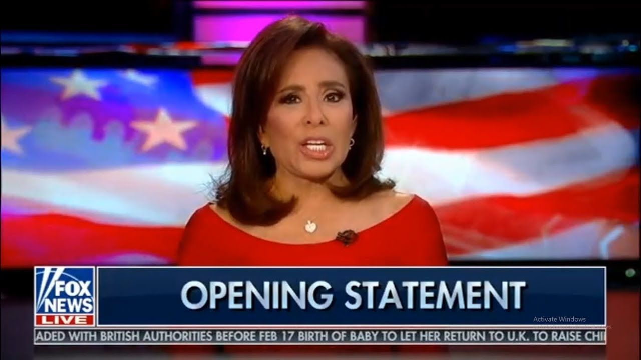 Pin By Germany Mapper On Justice With Judge Jeanine On Fox News 3 9 19 Full Jeanine Pirro On Youtube March 9 2019 Countryball Animation Fox News Live Fox News Live Stream Fox News Channel