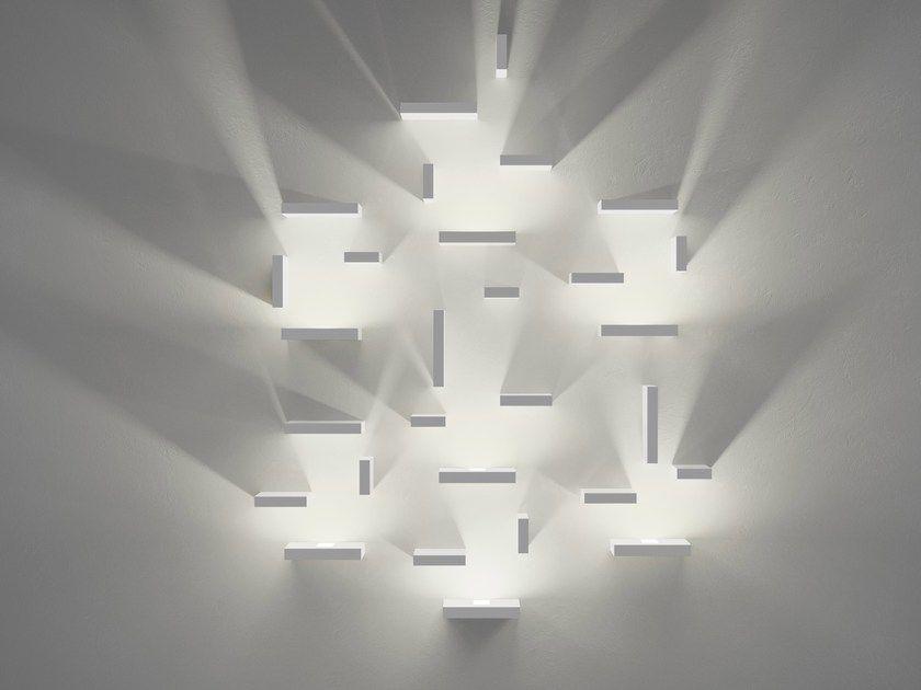Wandlampe SET By Vibia Design Josep Lluís Xuclà #modernlightingdesign