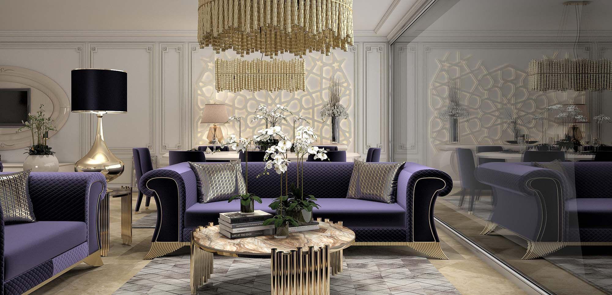 Zarrano Daimon Exclusive home Furniture