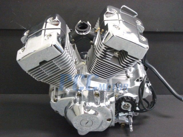 LIFAN 250CC V-TWIN HONDA ENGINE MOTOR MINI CHOPPER BIKE MOTORCYCLE