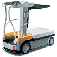 Crown Work Assist Wave Forklift Training Lifted Trucks Forklift
