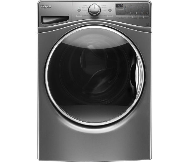 Whirlpool 4 5 Cu Ft 12 Cycle High Efficiency Front Load Washer