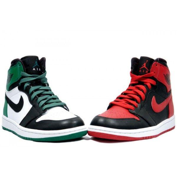 info for eacc3 1af51 Air Jordan 1 Retro Bulls Celtics DMP Package shoes