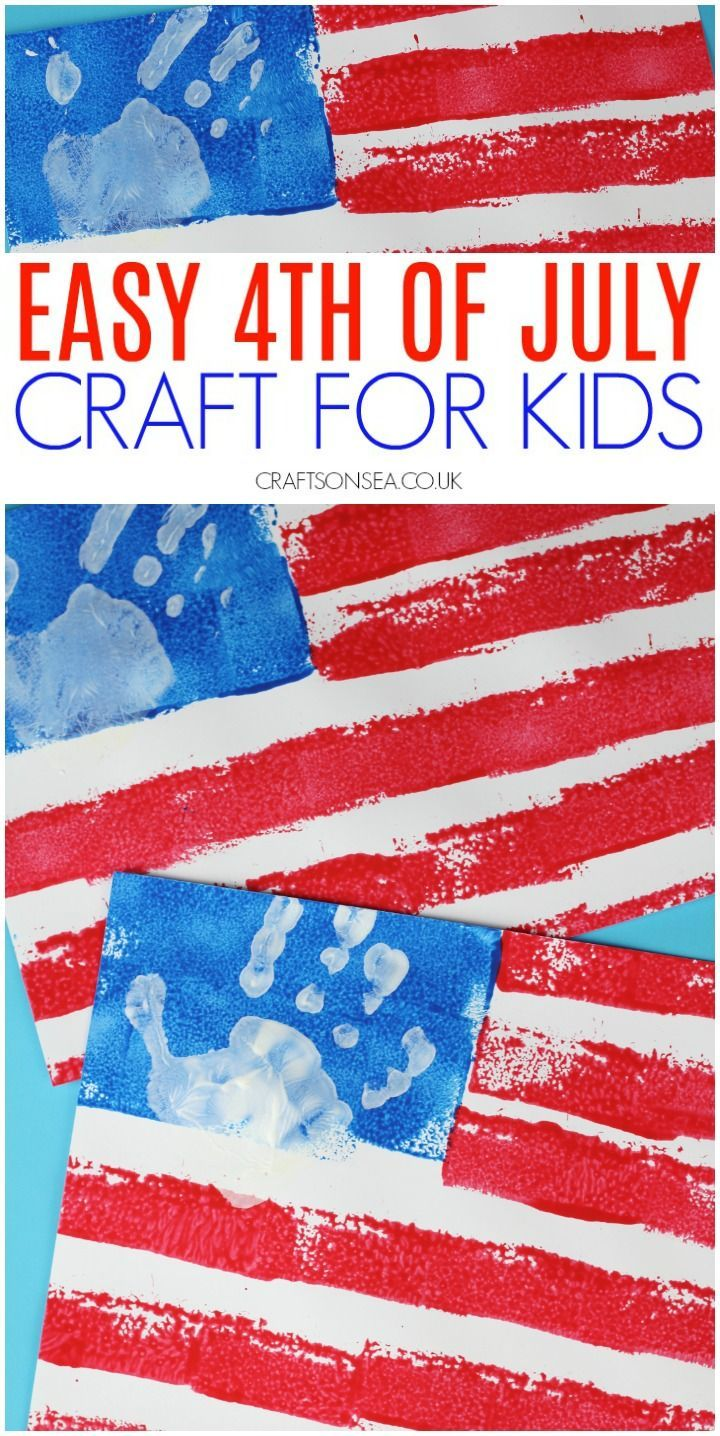 Big White American Flag 4th of July Gift U.S.A Youth Kids Sweatshirt Day