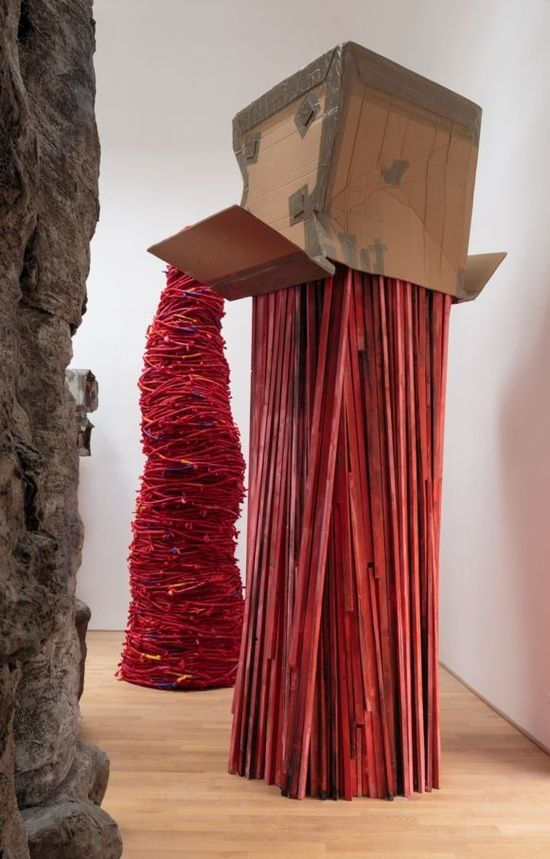 Artists Phyllida Barlow Images And Clips Hauser Wirth