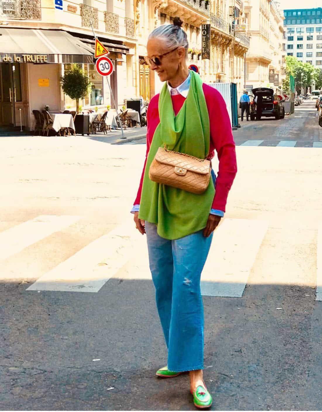 Ageless Style-Linda V Wright Ageless Style-Linda V