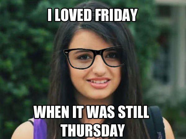 Funny Meme Its Friday : Friday movie meme funny friday memes 18 friday shopping quotes