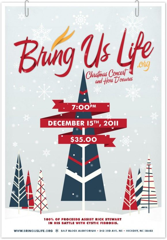 christmas card more - Christmas Poster Ideas