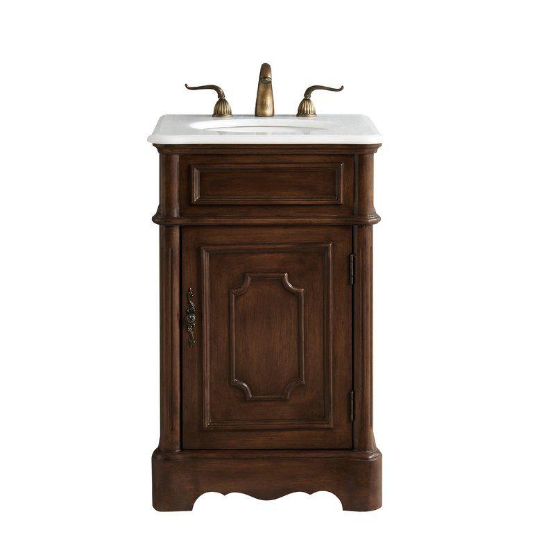 Marnisha 21 Single Bathroom Vanity Set With Images Bathroom