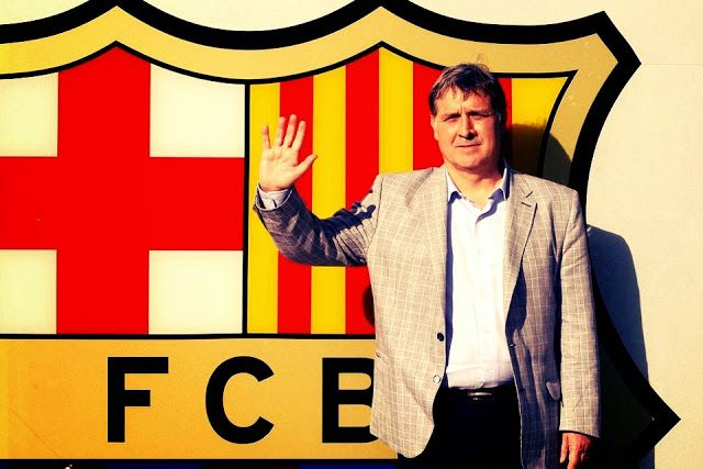 """Gerard """"Tata"""" Martino, Barca Board could not have found an easier Scapegoat"""