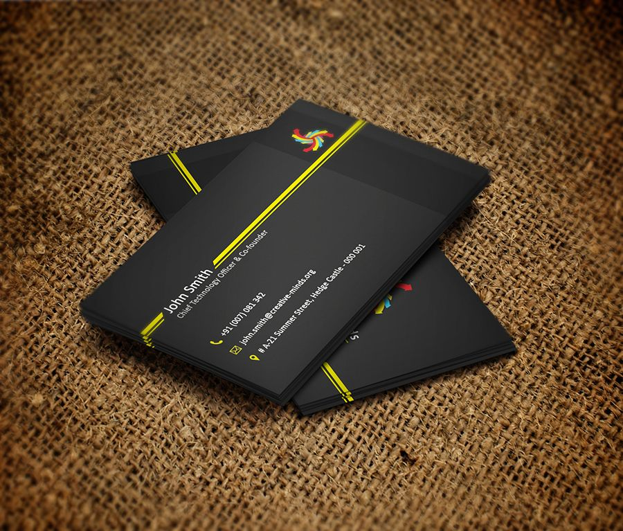 Black Beauty - Business Card | Beauty business cards, Business cards ...