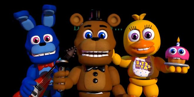Pin by Berlin Gonzalez on Blog de Tecnología | FNAF, Five
