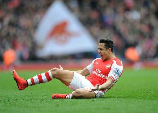 Alexis scores! #Arsenal