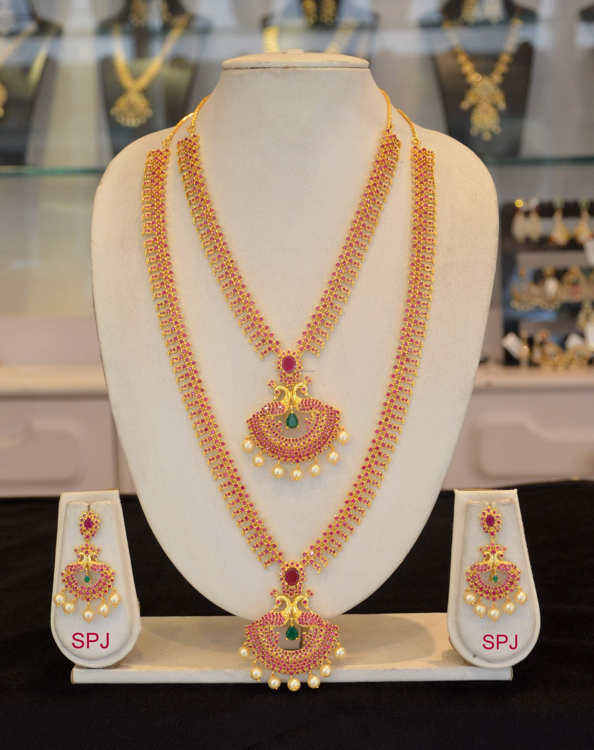 Indian Bridal Jewellery Sets, Indian Wedding Jewellery Sets, Indian  Jewellery Designs