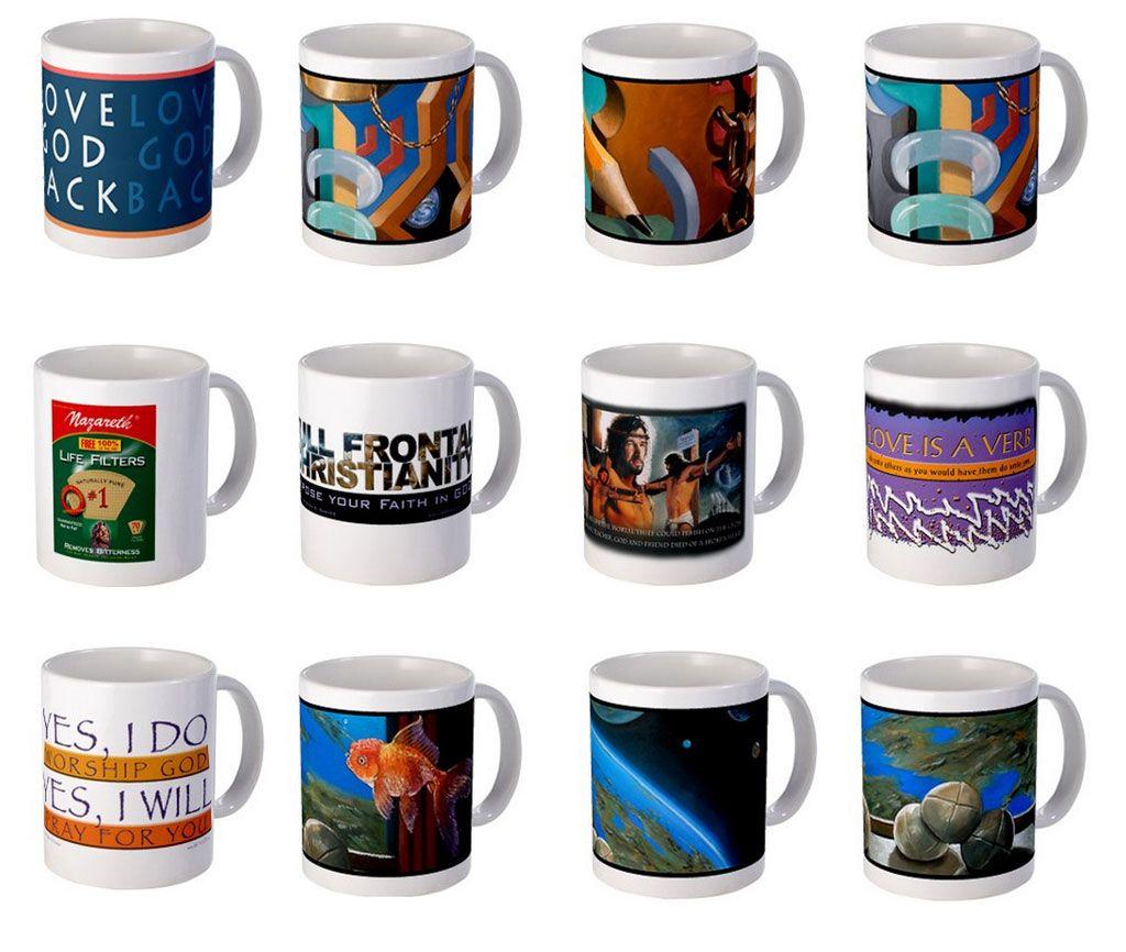 Sublimation Transfer Coffee Mugs Shoot, Transfer Paper  FeiYue Paper