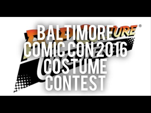 Baltimore Comic Con 2016 Costume Contest (9/3/16) - Video --> http://www.comics2film.com/baltimore-comic-con-2016-costume-contest-9316/  #Cosplay