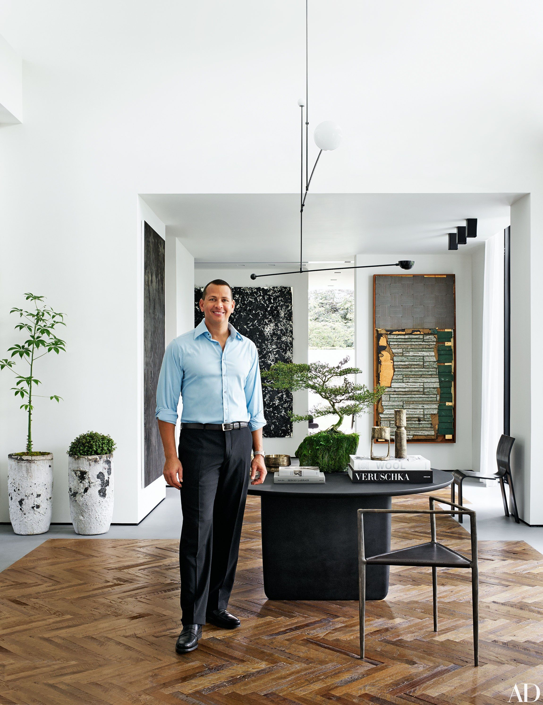 sensational design miami home and design show. Alex Rodriguez Invites AD Inside His Coral Gables  Florida Home Photos Architectural Digest