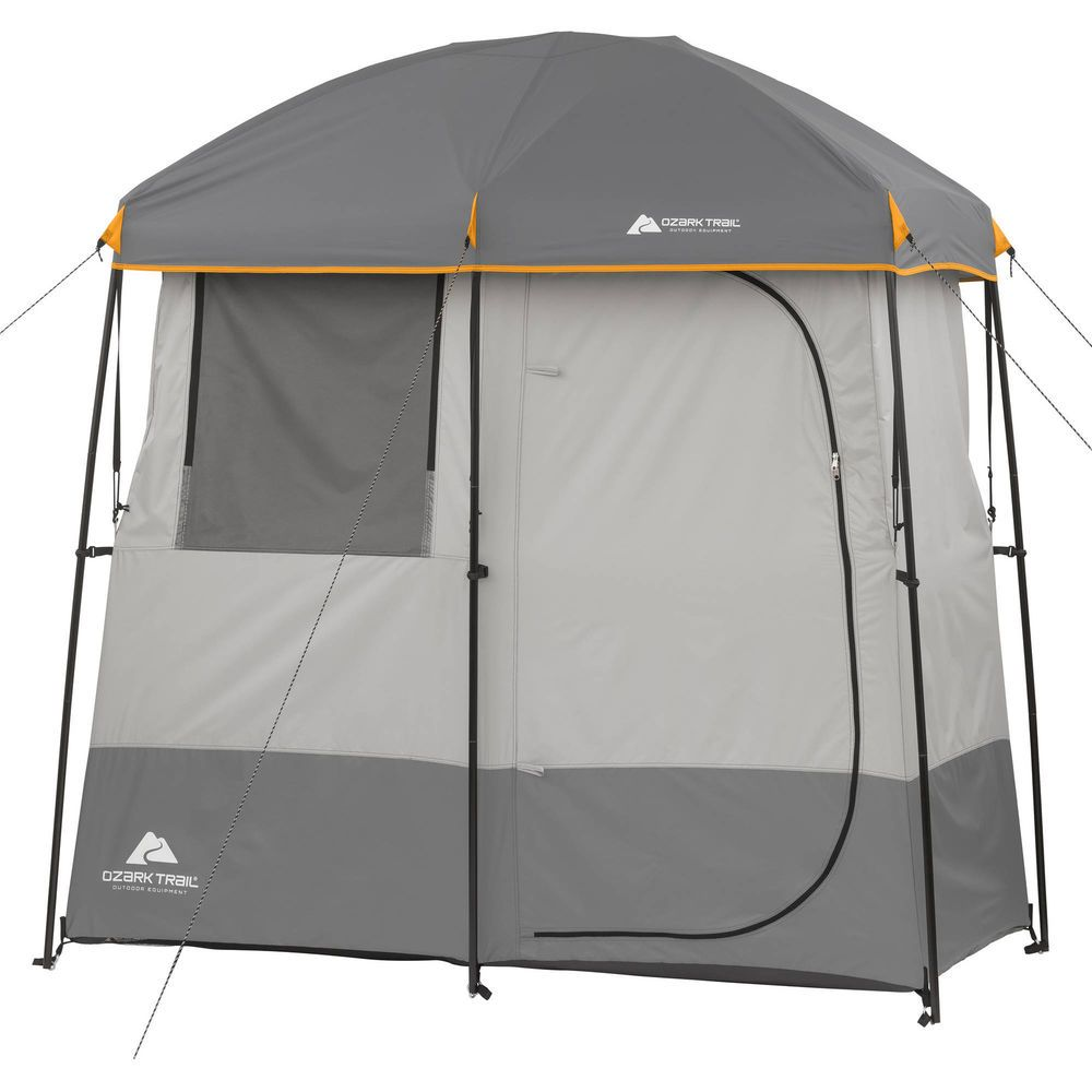 Details about Camping Shower Tent Heater Solar Hot Water ...