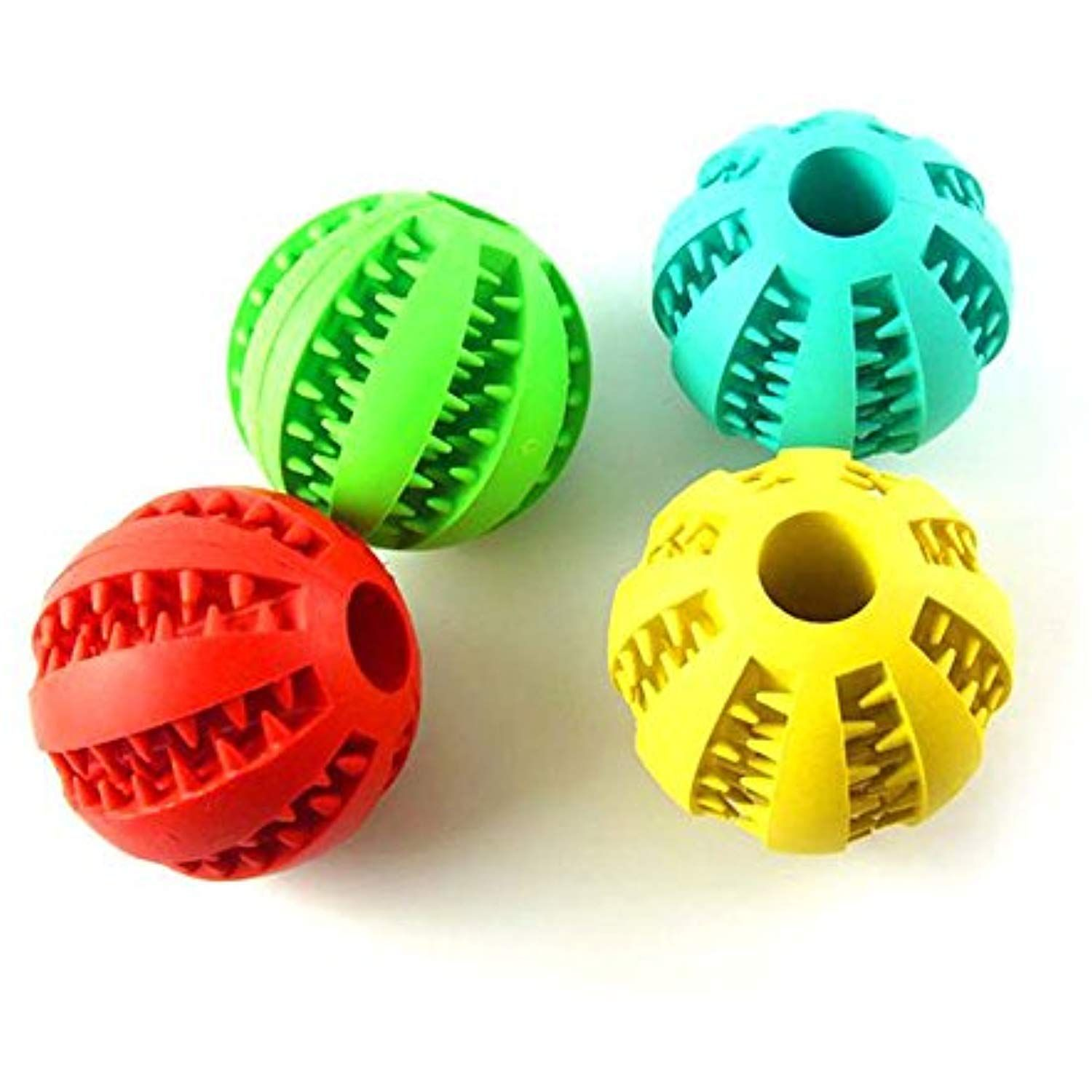 Grt Dog Toy Pet Food Chew Toy Ball Mint Spiced Elastic Ball