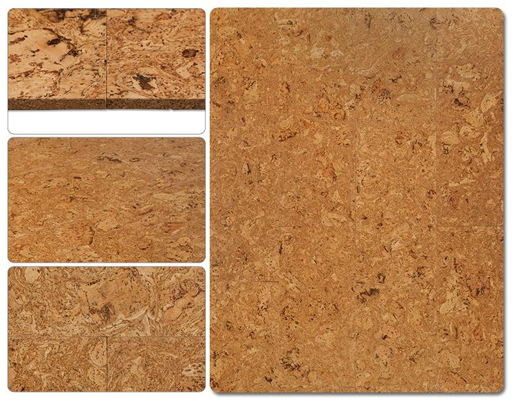 Evora Pallets Cork Porto Tile Collection Glue Down Floor Flooring Floor Insulation Cork Flooring