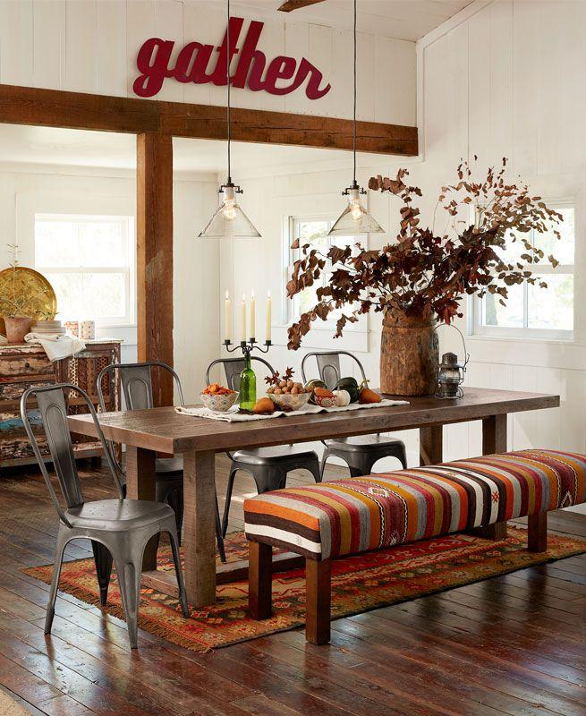 Featured Rooms   Home Furnishings | Robert Redfordu0027s Sundance Catalog