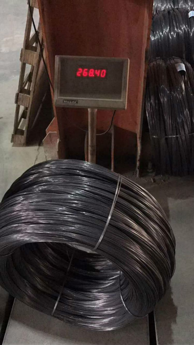 Professional production line low price spring steel wire rod for ...
