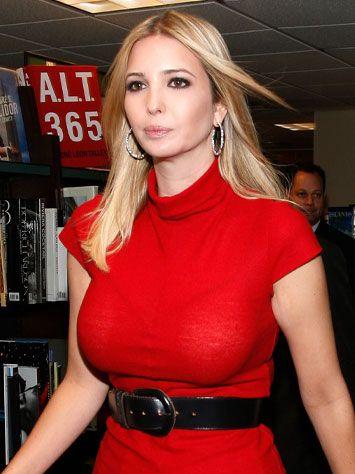 E Breast Implants Ivanka Trump boobs - G...