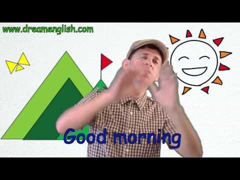 Good Morning Song For Children   Learn English Kids ...