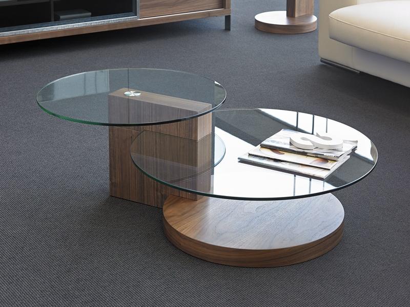 Table Basse Mod Leon Noyer Table Basse Table De Salon Table Basse En Noyer
