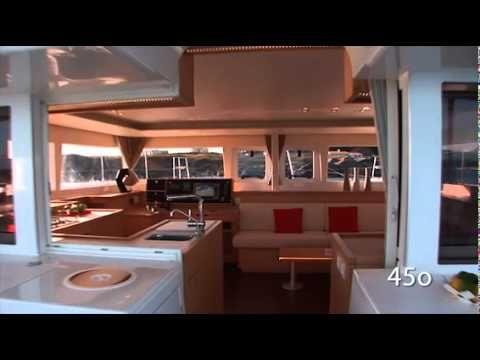 Lagoon 450 Hd Lagoon Catamaran Sailing