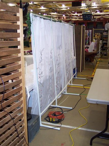 Build A Display Booth With Pvc Google Search Pvc Pipe Projects